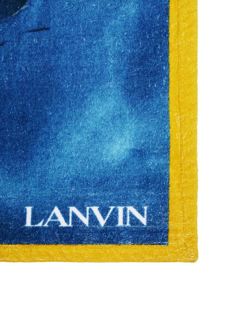 BABAR BATH TOWEL - Lanvin