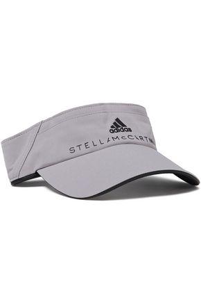 ADIDAS by STELLA McCARTNEY Logo- appliquéd woven visor