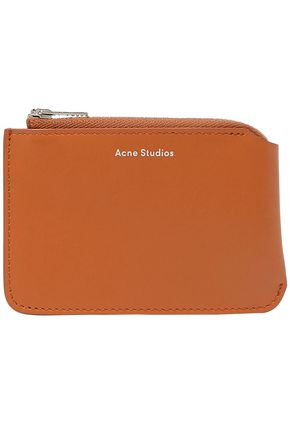 ACNE STUDIOS Garnet S leather coin purse