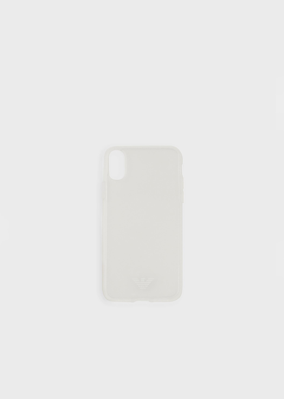 Emporio Armani Tech Accessories - Item 46678954 In Transparent