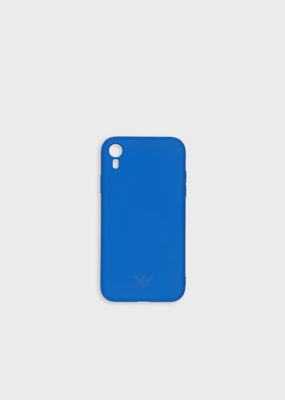 Emporio Armani Tech Accessories - Item 46678991 In Blue