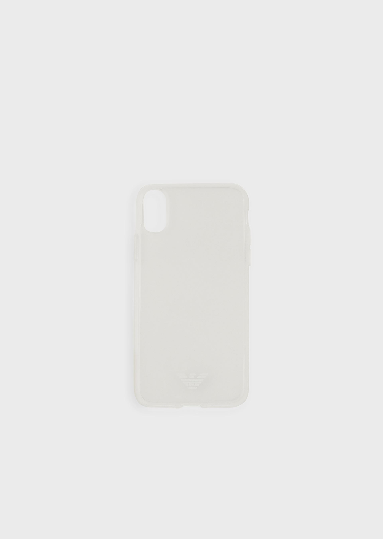 Emporio Armani Tech Accessories - Item 46678994 In Transparent