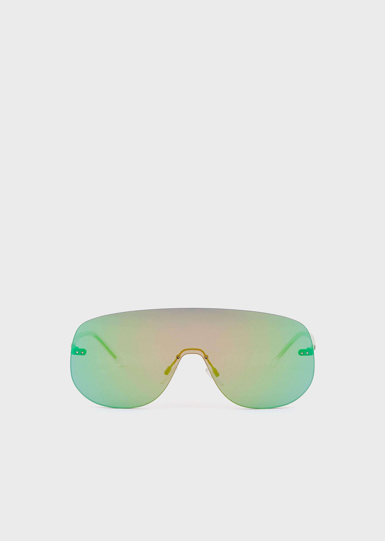 Emporio Armani Sunglasses - Item 46679068 In Green