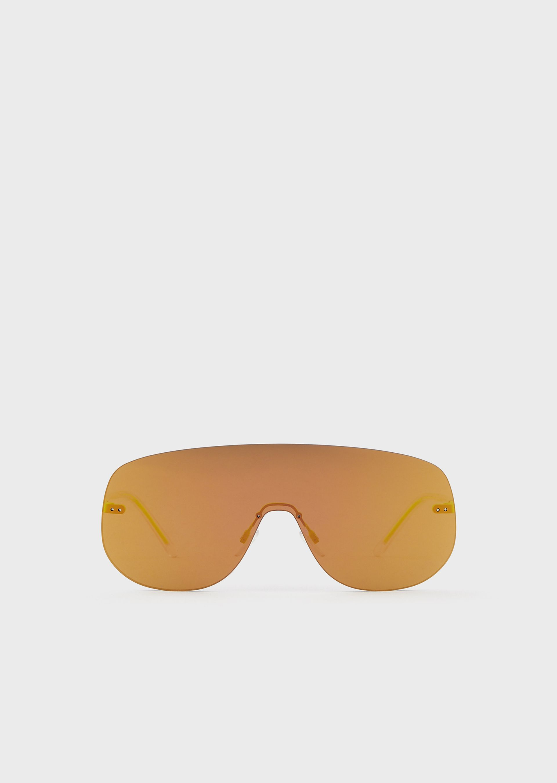 Emporio Armani Sunglasses - Item 46679072 In Gold