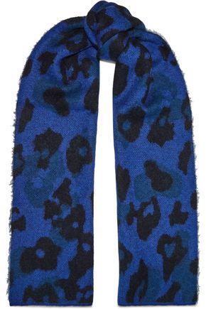 RAG & BONE Jacquard-knit scarf