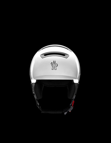 SKI HELMET White Grenoble Special Woman
