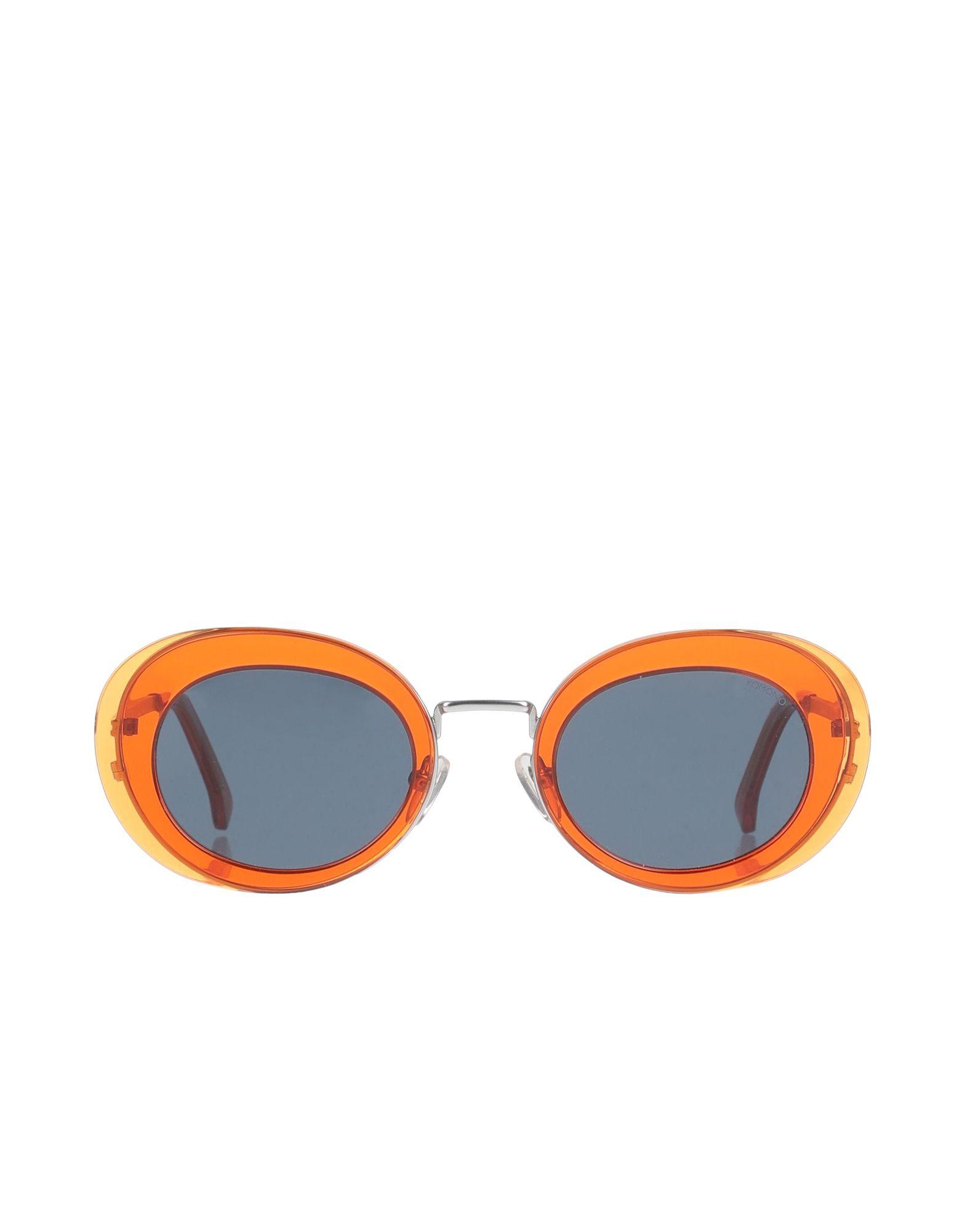 Фото - KOMONO Солнечные очки очки komono benicio black tortoise