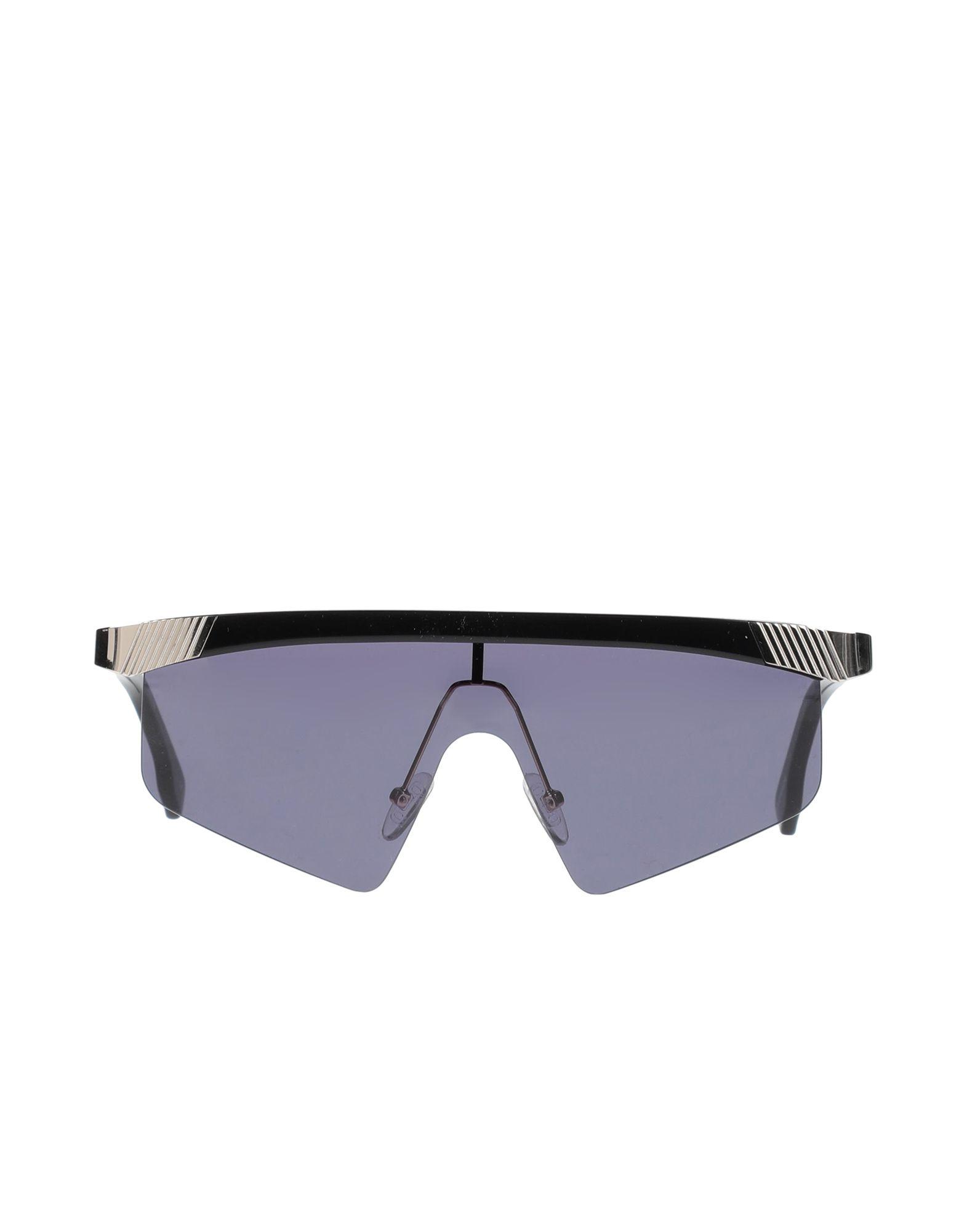 LE SPECS Солнечные очки звук метров inmix 2472 памяти металла очки мужской моды тенденция ретро очки кадр очки кадр черный