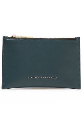 VICTORIA BECKHAM Textured-leather coin purse