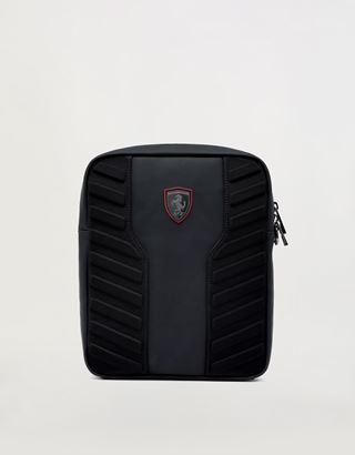 Scuderia Ferrari Online Store - Men's Hyperformula Shoulder Bag - Messenger Bags
