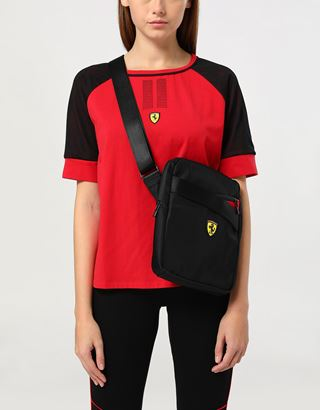 Scuderia Ferrari Online Store - Institutional crossover bag - Messenger Bags