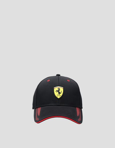 Cap with Ferrari Shield
