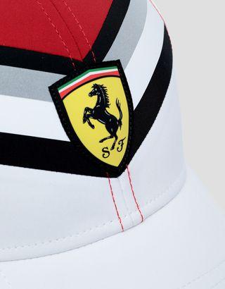 Scuderia Ferrari Online Store - Women's cap with reflective insert - Baseball Caps