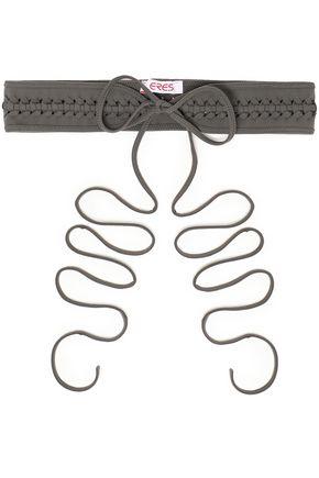 ERES Close Up Outline braided scuba belt