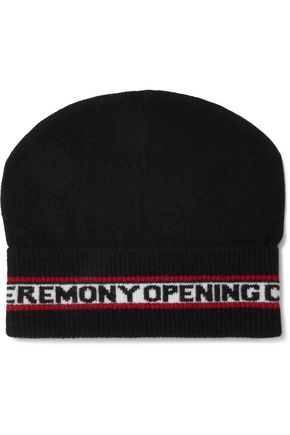 OPENING CEREMONY Jacquard-knit beanie