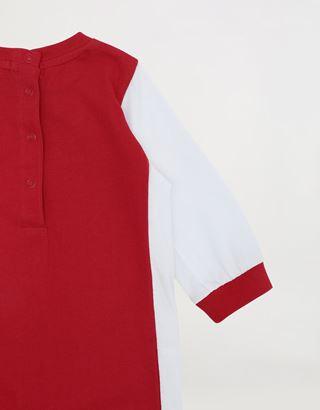 Scuderia Ferrari Online Store - Scuderia Ferrari Team Interlock infant romper - Jumpsuits