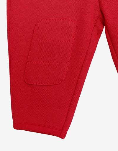 Scuderia Ferrari Online Store - French Terry unisex infant leggings - Joggers
