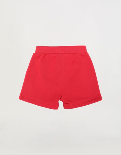 Unisex infant shorts in French Terry