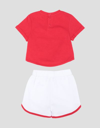 Infant T-shirt and shorts set