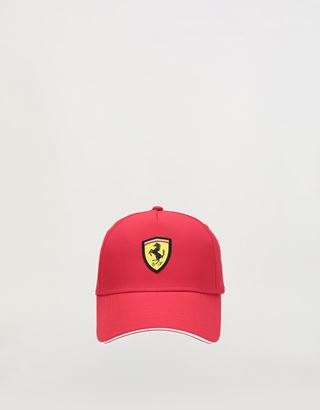 Scuderia Ferrari Online Store - Casquette avec Scudetto Ferrari - Бейсболки