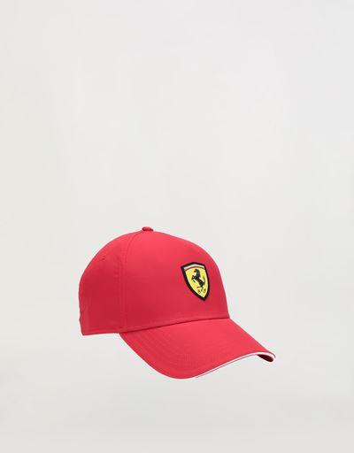 Scuderia Ferrari Online Store - Casquette avec Scudetto Ferrari - Casquettes de baseball