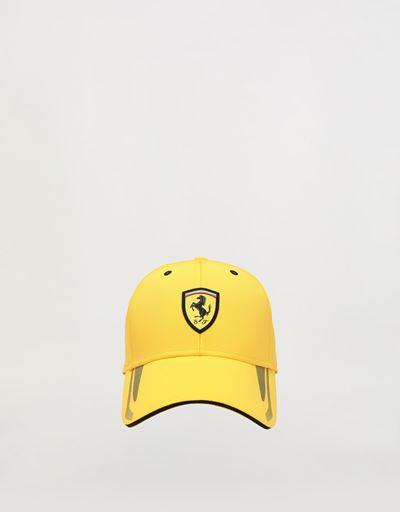 法拉利盾形徽标棒球帽