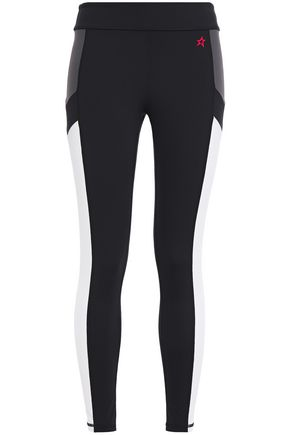 PERFECT MOMENT Allos color-block stretch leggings