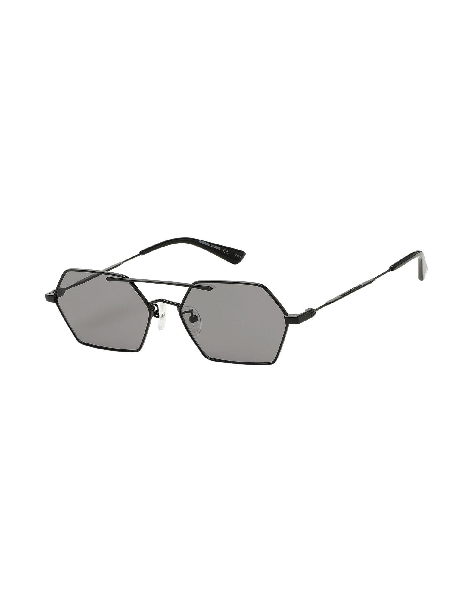 McQ Alexander McQueen Солнечные очки кошелек alexander tsiselsky alexander tsiselsky mp002xw1f88f
