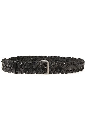 ANN DEMEULEMEESTER Braided leather belt