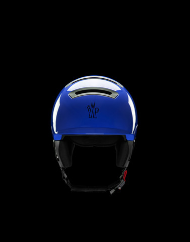 SKI HELMET Blue Grenoble Special Woman