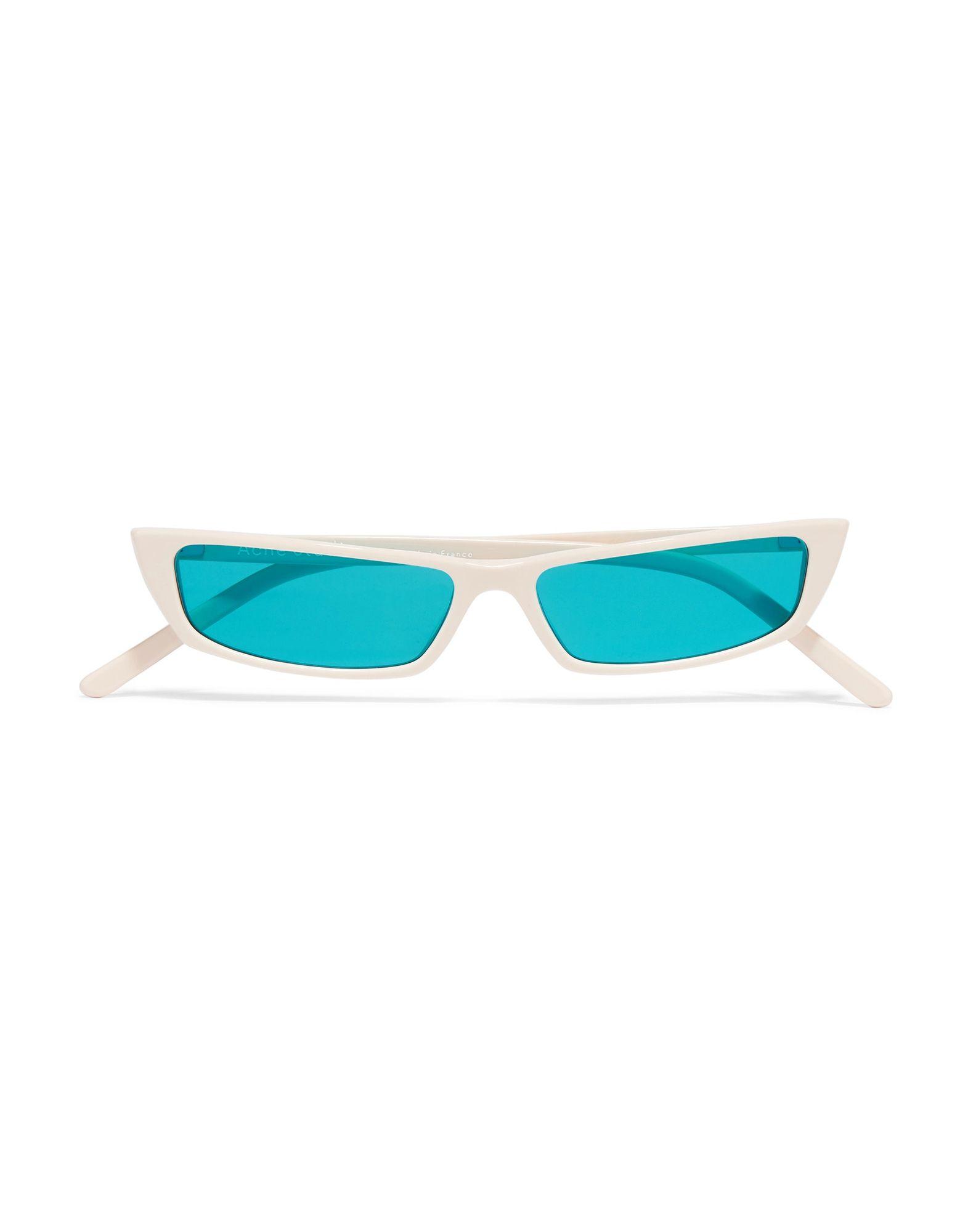 ACNE STUDIOS Солнечные очки acne studios серый свитшот из хлопка
