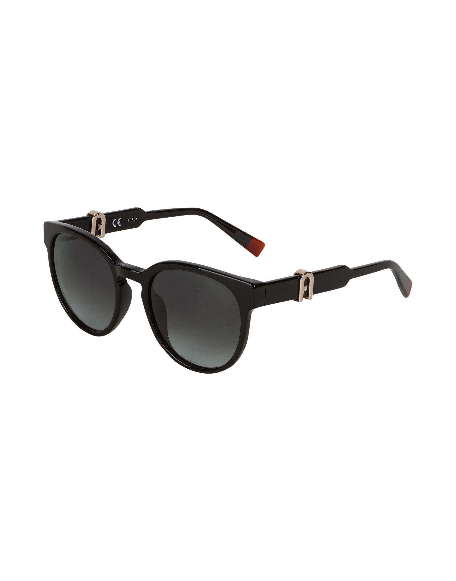 цена FURLA Солнечные очки онлайн в 2017 году