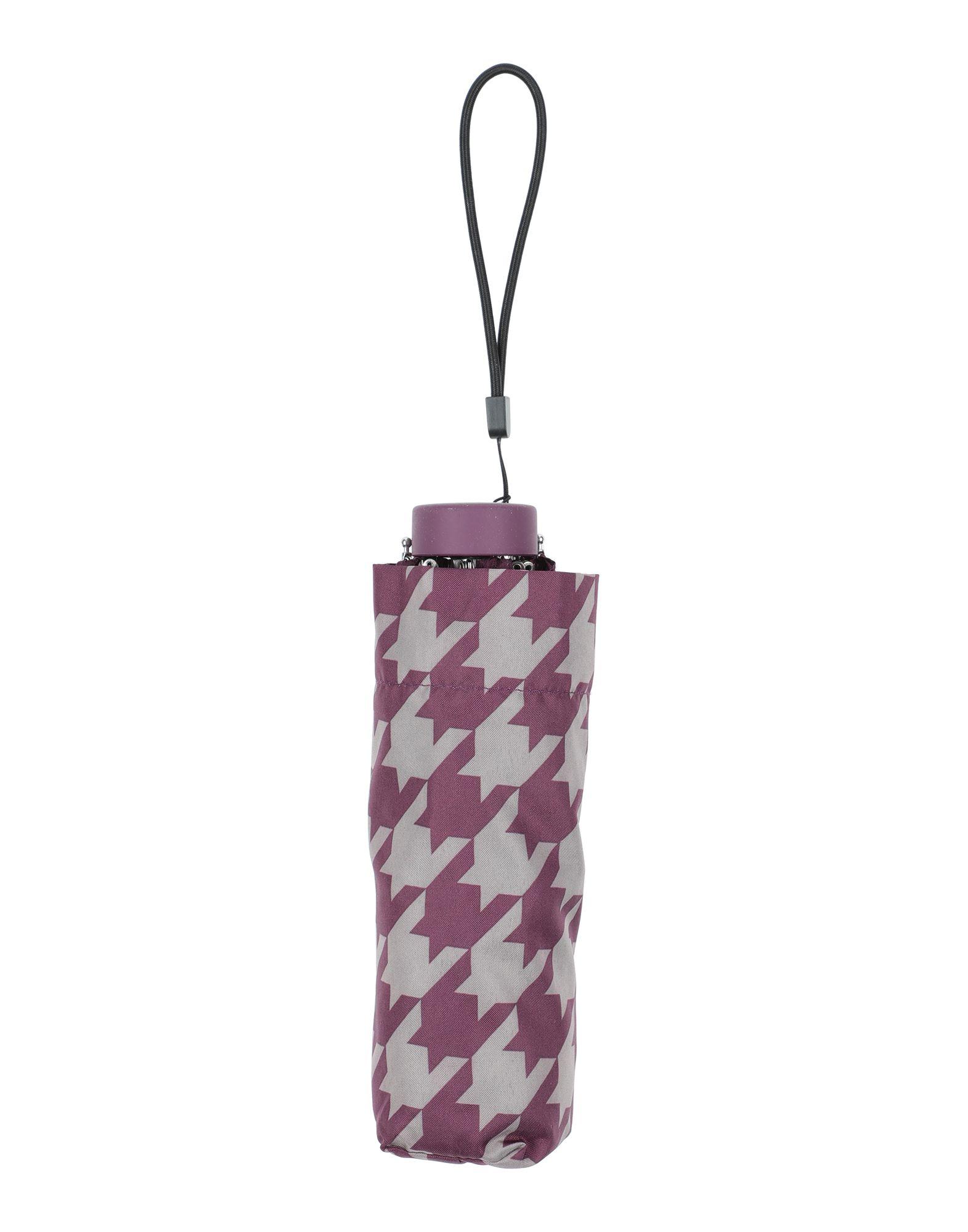 《セール開催中》ROCCOBAROCCO レディース 傘 ガーネット 紡績繊維