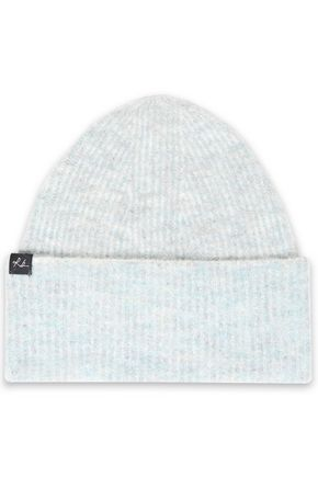 RAG & BONE Mélange ribbed-knit beanie