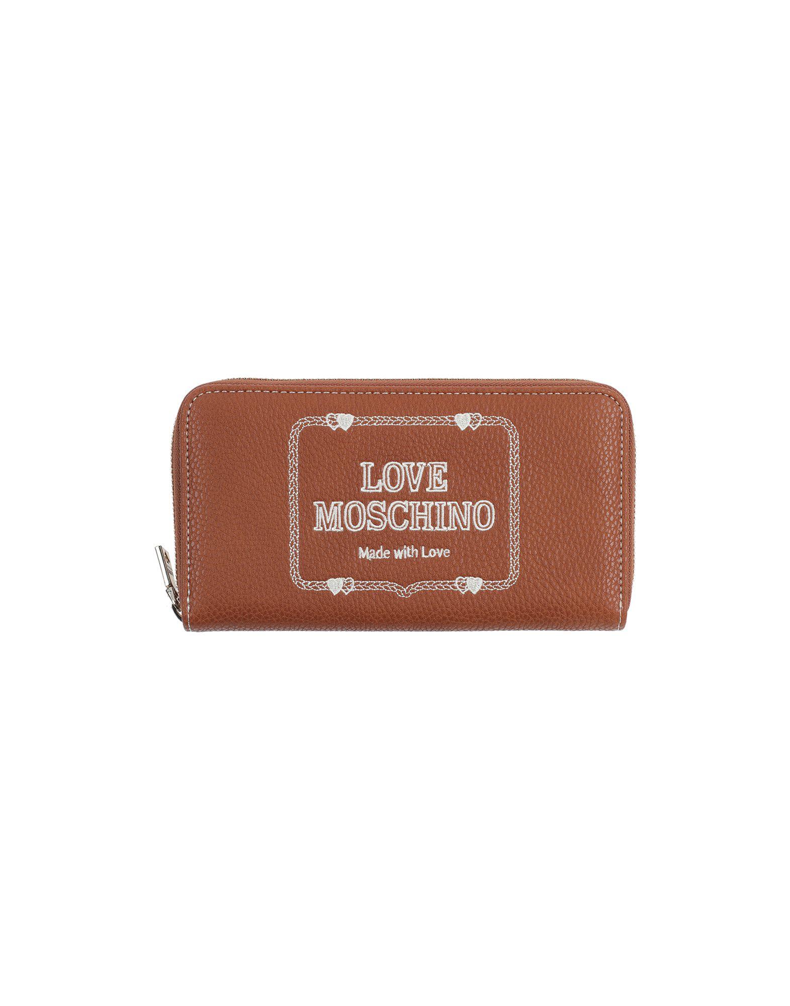 Фото - LOVE MOSCHINO Бумажник tua by braccialini бумажник
