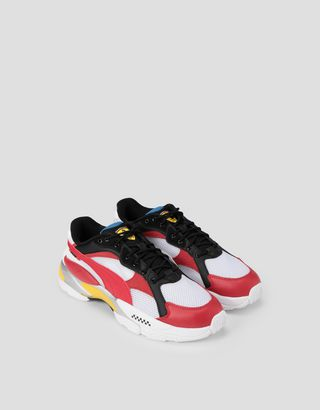 Scuderia Ferrari Online Store - Puma Scuderia Ferrari LQD Cell Epsilon Shoes - Active Sport Shoes
