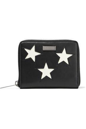 STELLA McCARTNEY Stars faux leather wallet