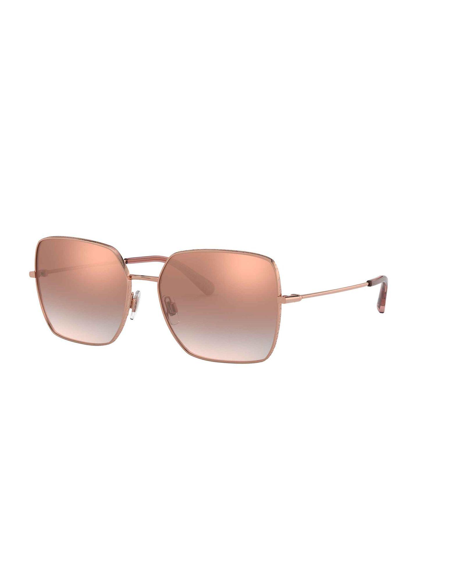 DOLCE & GABBANA Солнечные очки линзы
