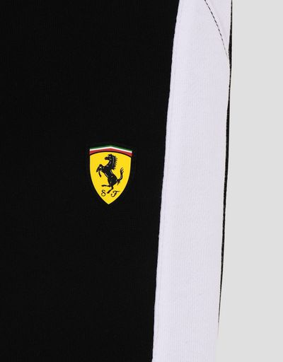 Scuderia Ferrari Online Store - Unisex children's joggers in French Terry - Joggers