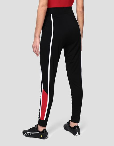 Pantalon de jogging femme en point de Milan