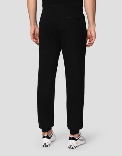 Men's jogging trousers in French Terry