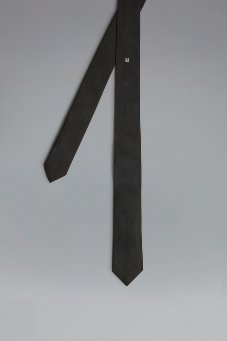 DSQUARED2 Homme Cravate Noir Taille OneSize 100% Soie