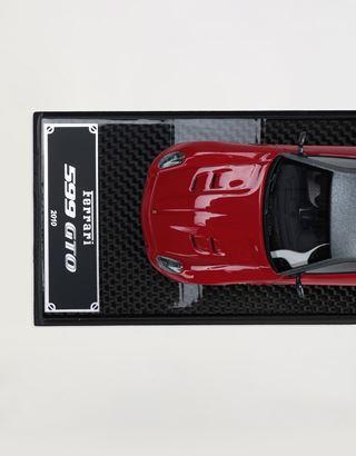 Scuderia Ferrari Online Store - Ferrari 599 GTO 1:43 scale model - Car Models 01:43