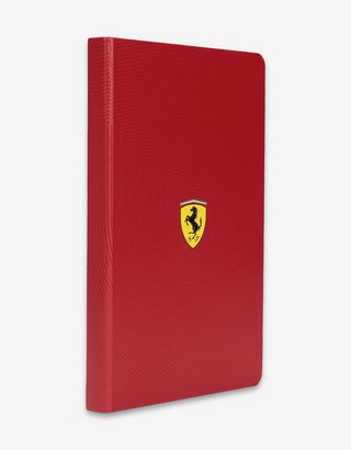 Scuderia Ferrari Online Store - Notebook with 2020-2021 two-year calendar - Notepads