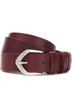 IRO Deyvid leather belt