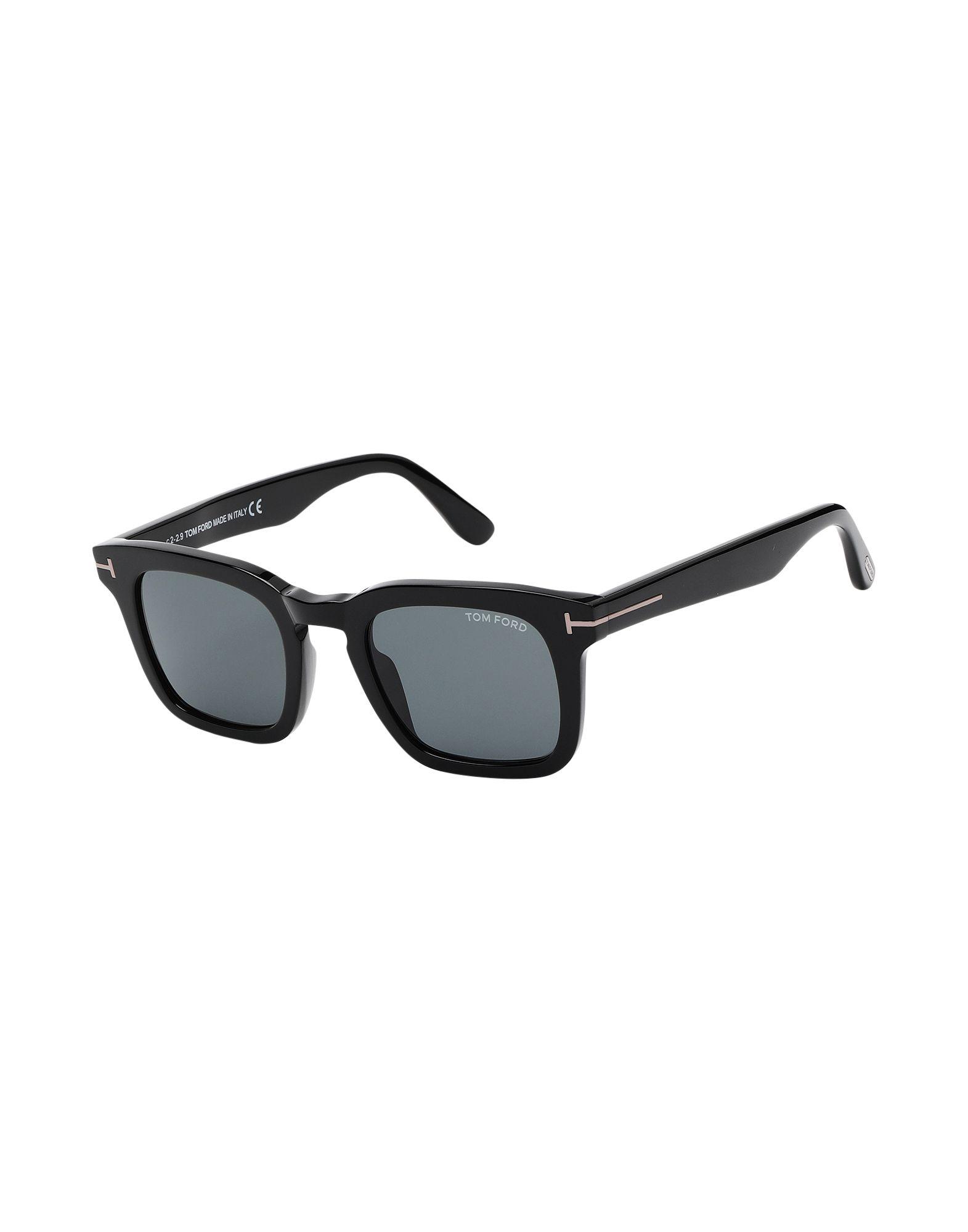 Фото - TOM FORD Солнечные очки tom ford солнцезащитные очки ft 0266 01b