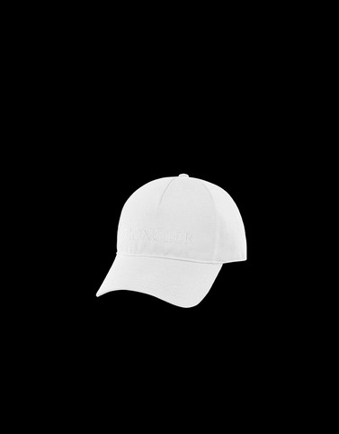 BASEBALL HAT White Category BASEBALL HATS Woman