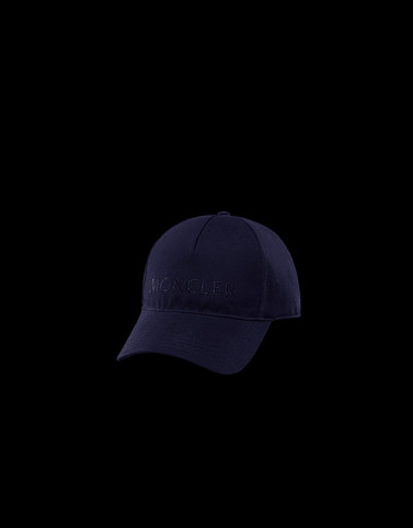 BASEBALL HAT Dark blue Category BASEBALL HATS Woman