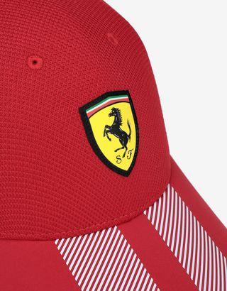 Scuderia Ferrari Online Store - Men's seamless racing cap - Baseball Caps