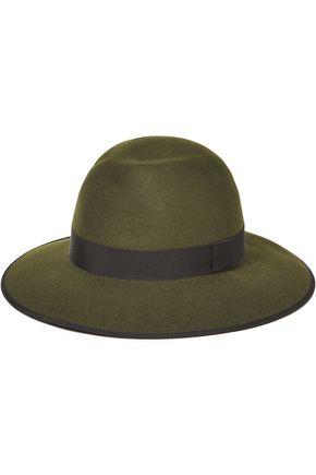 RAG & BONE グログラントリム ウールフェルト ソフト帽